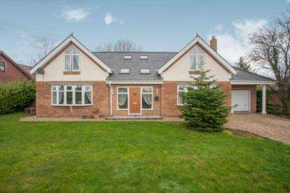 House for sale in Dam Lane, Croft, Warrington, Cheshire