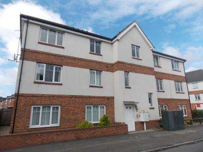 1 Bedroom Flat for sale in Crossley Apartments, Maxwell Place, Redcar, North Yorkshire