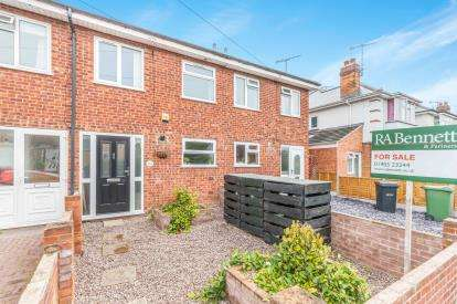 3 Bedrooms Terraced House for sale in Gillam Street, East Worcester, Worcester, Worcestershire