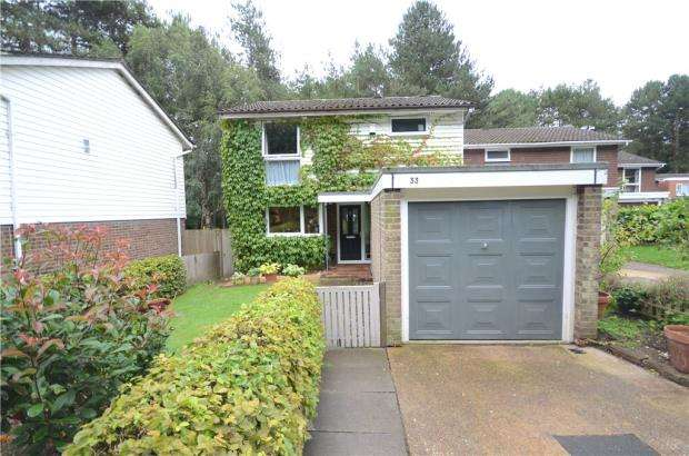 3 Bedrooms Detached House for sale in Quintilis, Bracknell, Berkshire