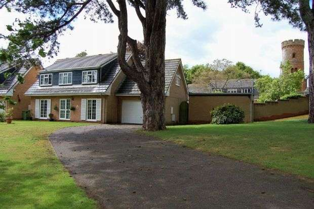5 Bedrooms Detached House for sale in Dolben Close, Finedon, Northants NN9 5LF