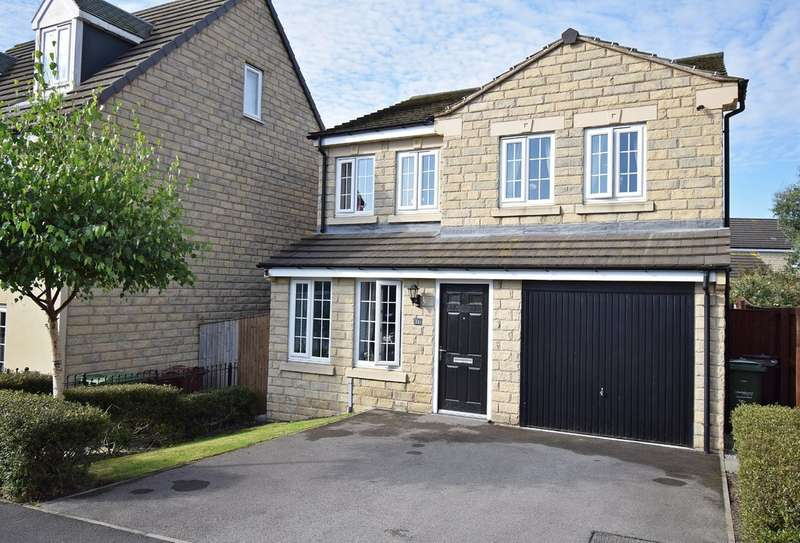 4 Bedrooms Detached House for sale in Sovereign Road, Outwood, Wakefield