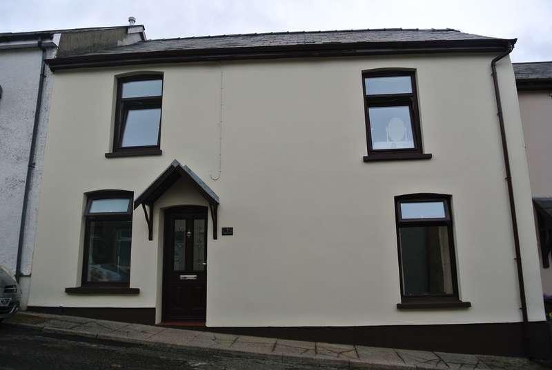 3 Bedrooms Terraced House for sale in Alma Street, Blaenavon, Pontypool, NP4