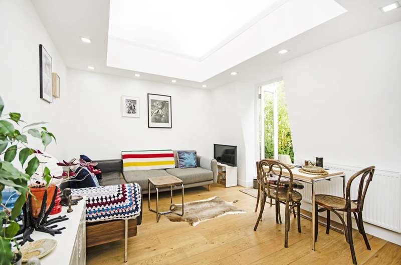 2 Bedrooms Flat for sale in Dalston Lane, Dalston, E8
