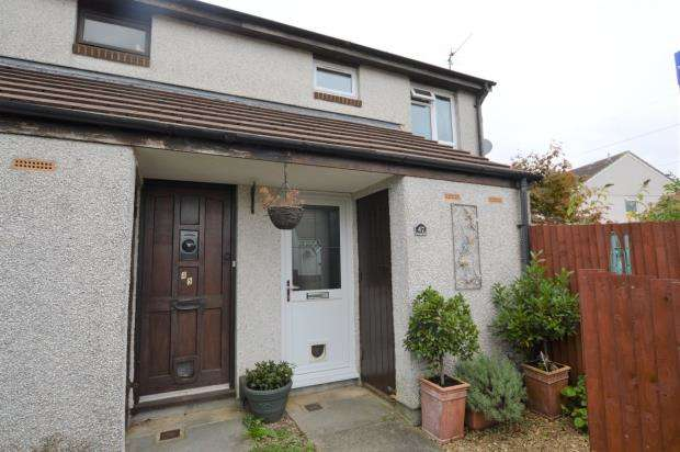 1 Bedroom Flat for sale in Camborne Close, Badgers Wood, Plymouth