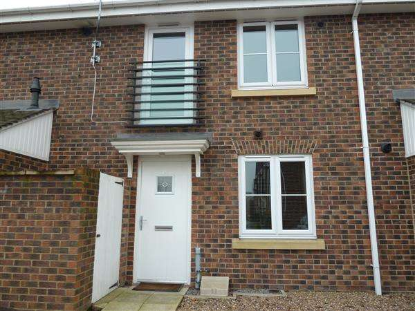 1 Bedroom Town House for rent in Bolling Mews, Castleford