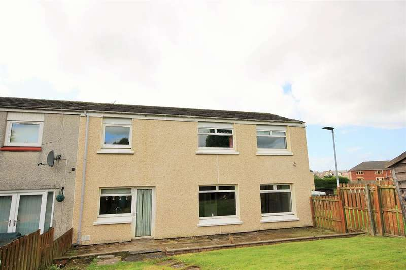 3 Bedrooms Terraced House for sale in Spey Walk, Motherwell