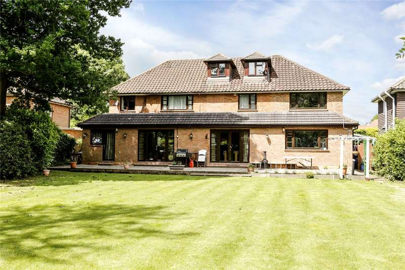 7 Bedrooms Detached House for sale in Amersham Road, Chesham Bois, Amersham, Buckinghamshire, HP6