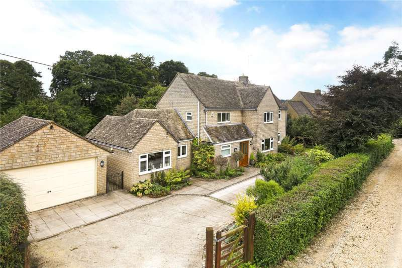 4 Bedrooms Detached House for sale in Elkstone, Cheltenham, Gloucestershire, GL53