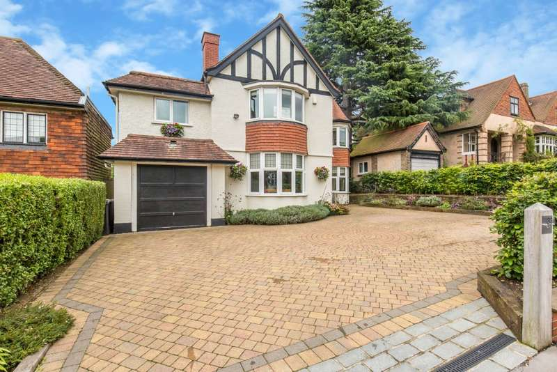 5 Bedrooms Detached House for sale in Croham Manor Road, South Croydon