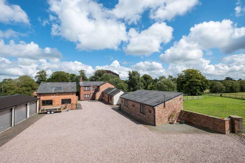 4 Bedrooms House for sale in 4 bedroom House Detached in Tiverton Heath