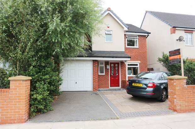 4 Bedrooms Detached House for sale in Orrell Lane, Bootle, Merseyside