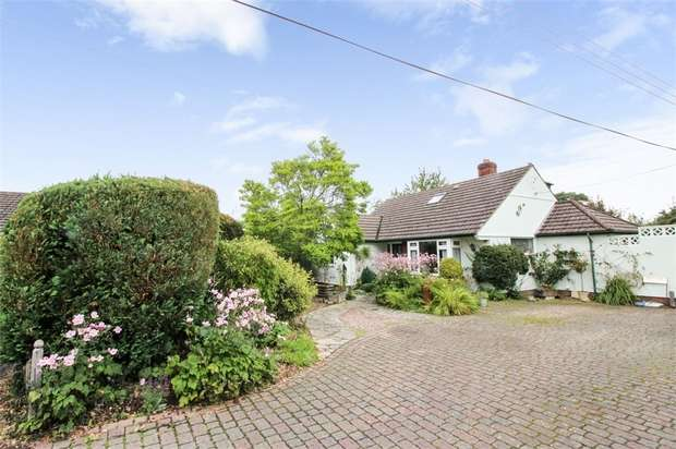 4 Bedrooms Detached Bungalow for sale in Oldway Park, Wellington, Somerset