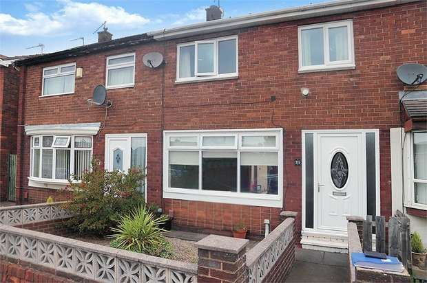 3 Bedrooms Terraced House for sale in Bathgate Avenue, Sunderland, Tyne and Wear
