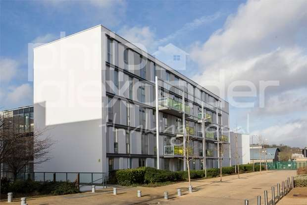 2 Bedrooms Flat for sale in Judd Apartments, Great Amwell Lane, Hornsey, N8