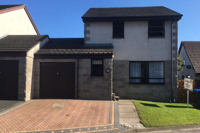 3 Bedrooms Link Detached House for sale in Craighead Avenue, Portlethen, Aberdeen, Aberdeenshire, AB12 4TP