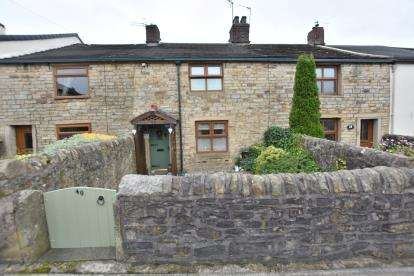 2 Bedrooms Cottage House for sale in Shadsworth Rd, Shadsworth, Blackburn, Lancashire