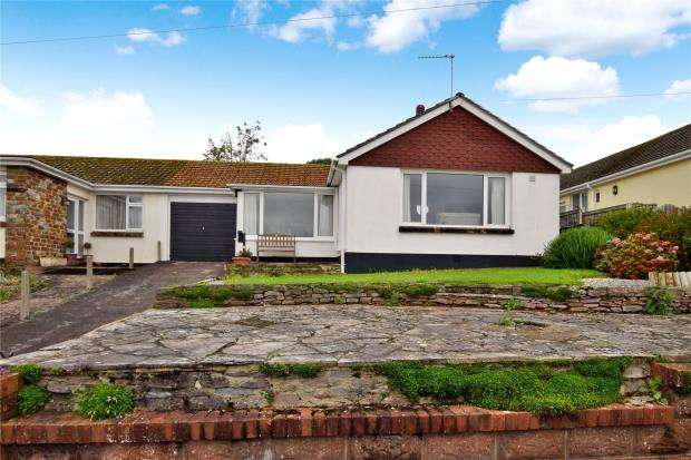 2 Bedrooms Bungalow for sale in Stella Road, Preston, Paignton, Devon