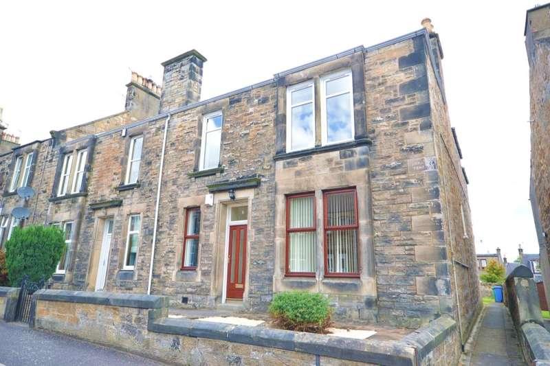 3 Bedrooms Flat for sale in Murray Terrace Octavia Street, Kirkcaldy, KY2
