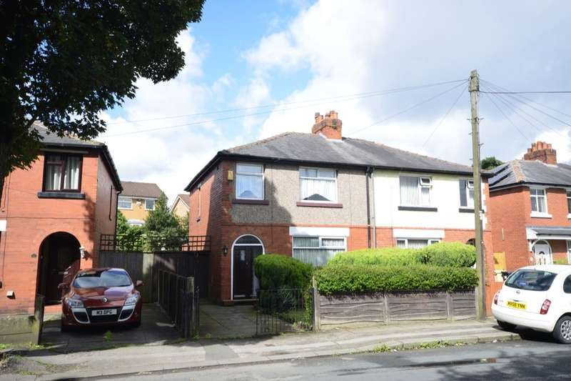 3 Bedrooms Semi Detached House for sale in George Street, Farnworth, Bolton, BL4