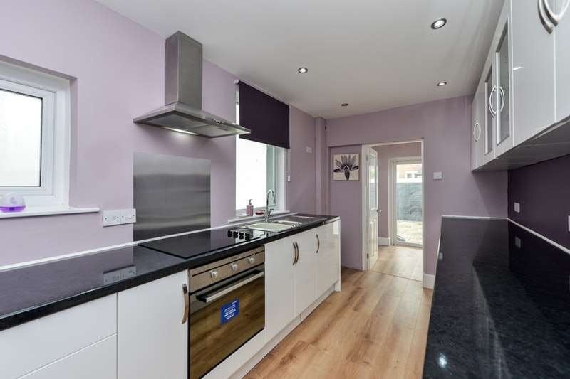 4 Bedrooms Terraced House for sale in Lawson Street, Maryport, Cumbria, CA15