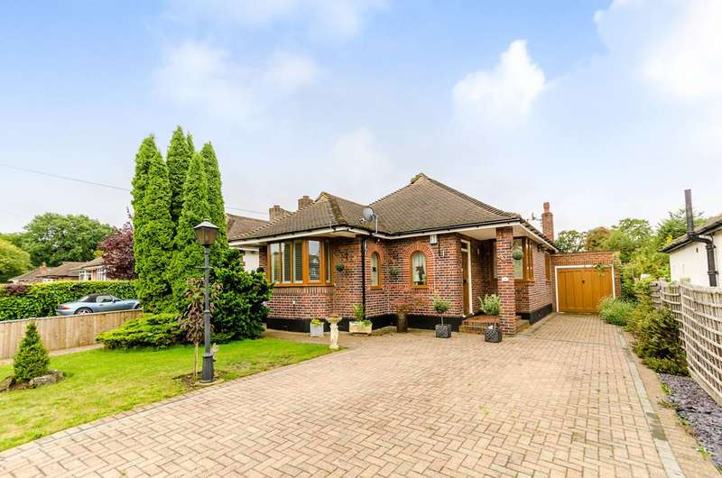 3 Bedrooms Bungalow for sale in Delta Road, Worcester Park, KT4