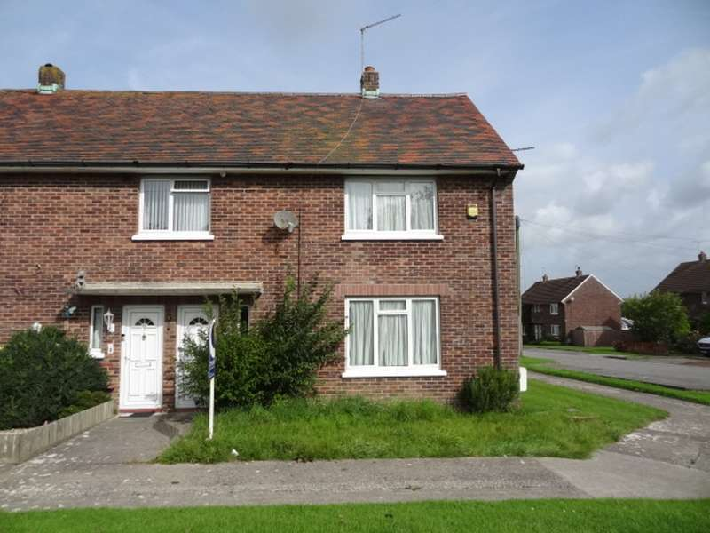2 Bedrooms End Of Terrace House for sale in Sycamore Avenue, St. Athan, Barry