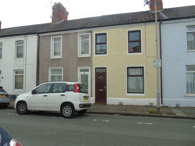 2 Bedrooms Terraced House for sale in Glynne Street, Cardiff