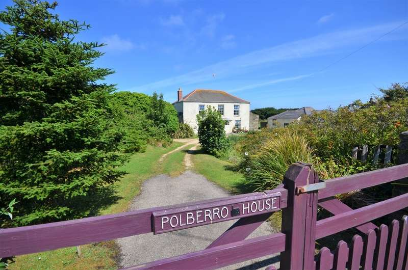 4 Bedrooms House for sale in West Polberro, St. Agnes, Cornwall