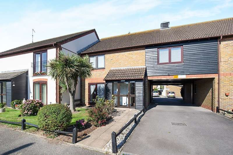 2 Bedrooms Flat for sale in Aigburth Avenue, Bognor Regis, PO21