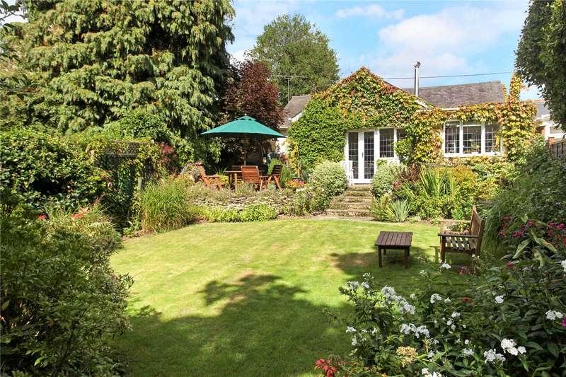 3 Bedrooms Semi Detached Bungalow for sale in Dye House Road, Thursley, Godalming, Surrey, GU8