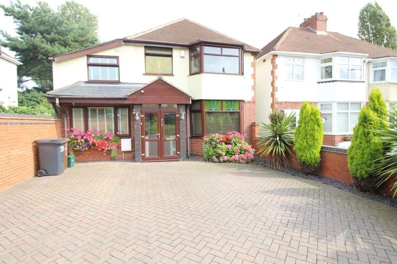 3 Bedrooms Detached House for sale in Wood End Road, Wolverhampton, WV11