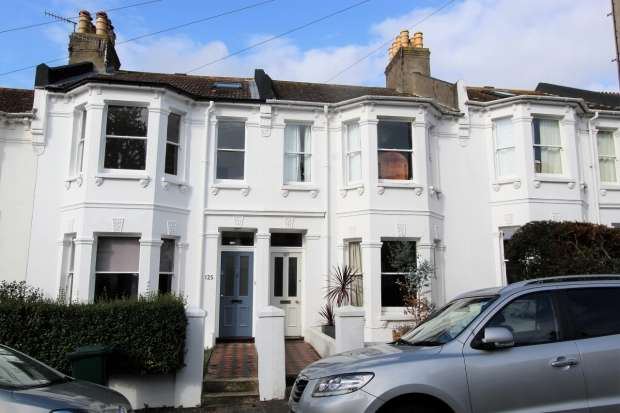3 Bedrooms Terraced House for sale in Chester Terrace Brighton