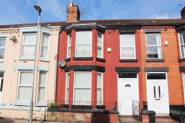 3 Bedrooms Terraced House for sale in Blantyre Road, Liverpool, Merseyside