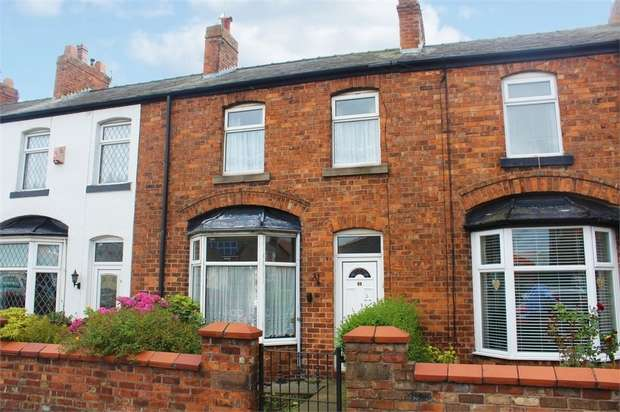 3 Bedrooms Terraced House for sale in Westhead Road, Croston, Leyland, Lancashire
