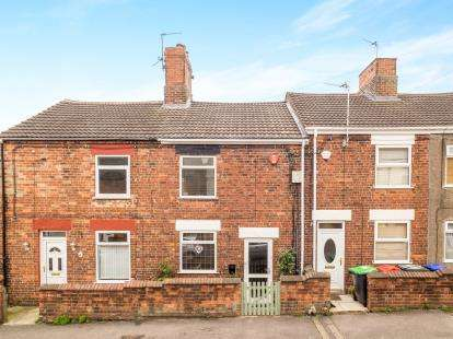 2 Bedrooms Terraced House for sale in Palmerston Street, Underwood, Nottingham