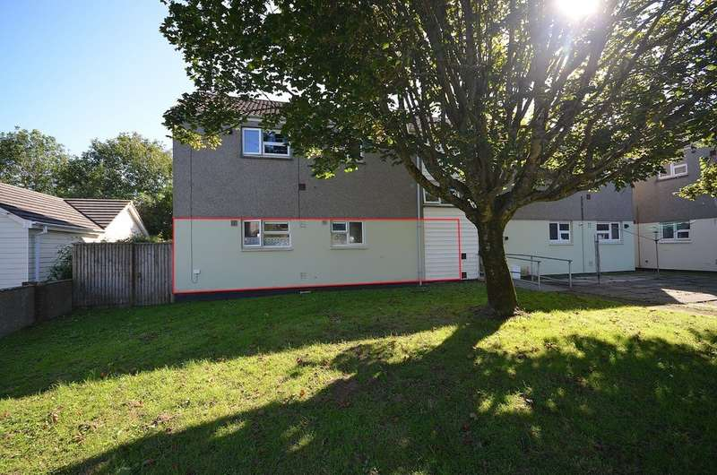 2 Bedrooms Bungalow for sale in Rope Walk, Mount Hawke, Cornwall