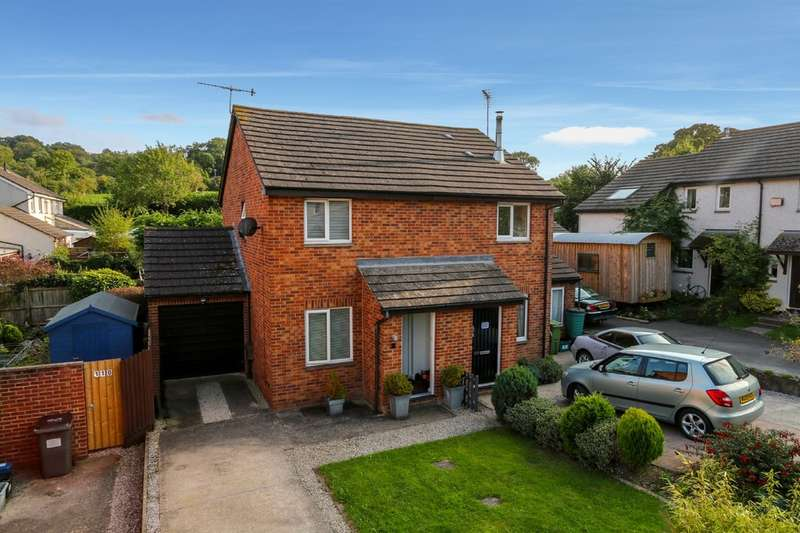 2 Bedrooms Semi Detached House for sale in Palace Meadow, Chudleigh