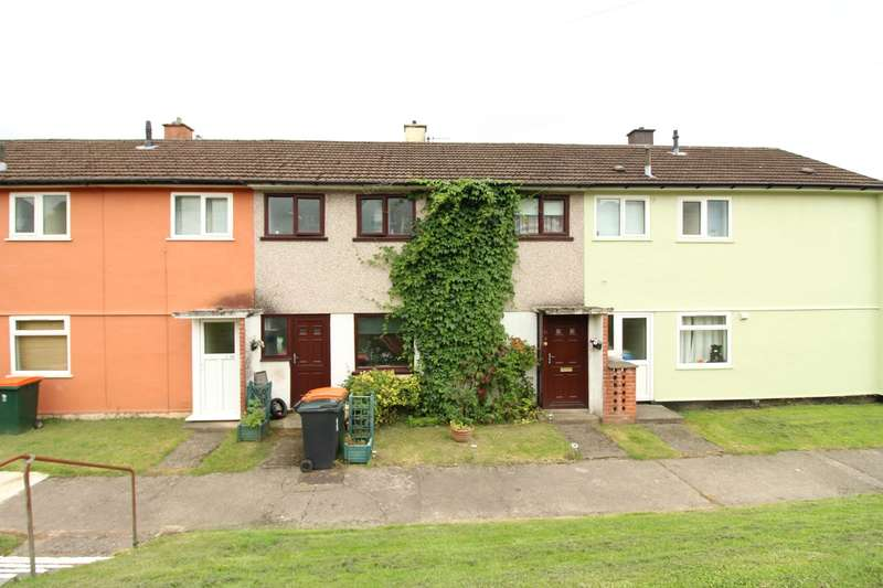 3 Bedrooms Terraced House for sale in Brynglas Drive, Newport, NP20