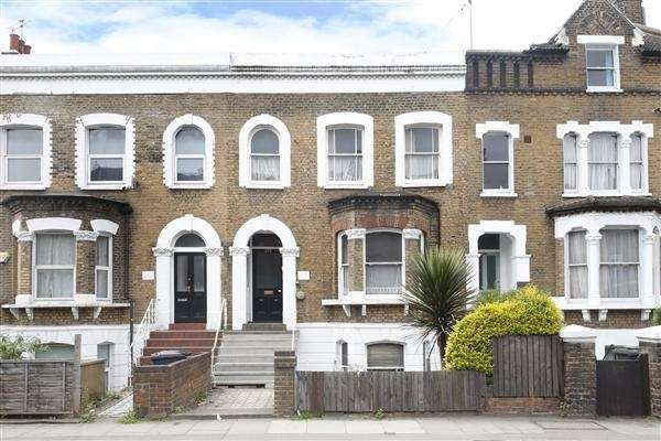 5 Bedrooms Terraced House for sale in Brockley Road London SE4