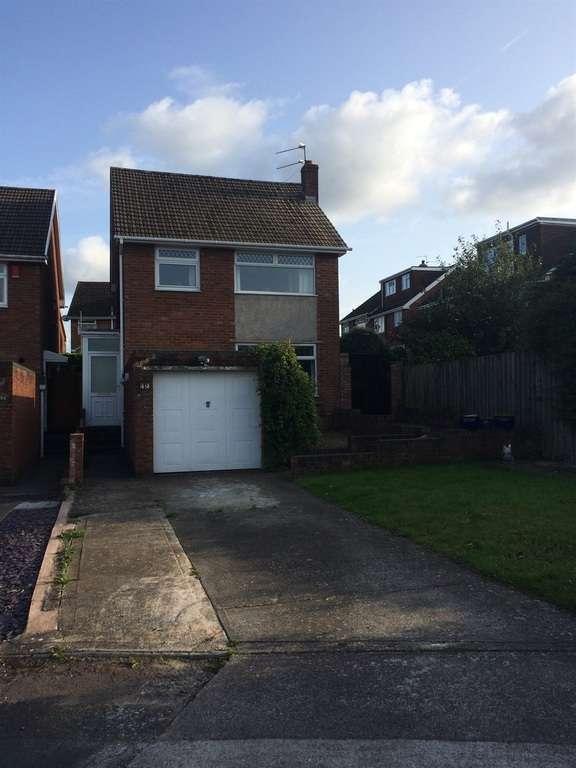 3 Bedrooms Detached House for sale in Pant Y Celyn Road, Llandough, Penarth