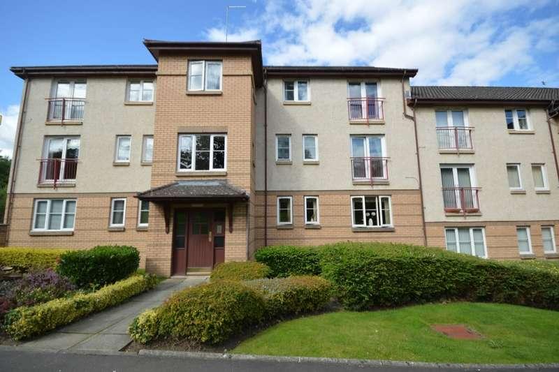2 Bedrooms Flat for sale in Creteil Court, Falkirk, FK1