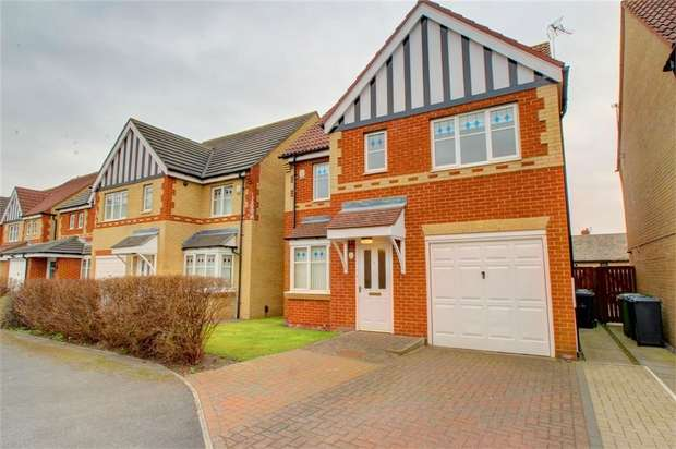 5 Bedrooms Detached House for rent in Palmerston Street, South Shields, Tyne and Wear, UK