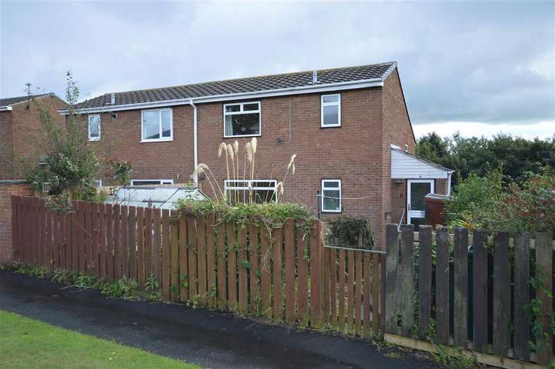 3 Bedrooms Semi Detached House for sale in Spencer Close, Stanley