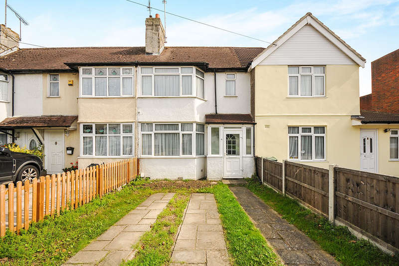 2 Bedrooms Property for sale in Kingswood Avenue, Swanley, BR8