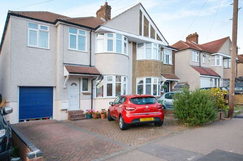 5 Bedrooms Semi Detached House for sale in Steynton Avenue, Bexley, DA5