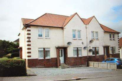 2 Bedrooms Flat for sale in Portland Road, Galston, East Ayrshire