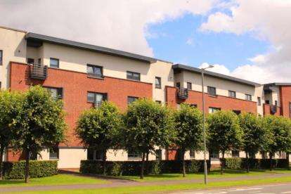 2 Bedrooms Flat for sale in Mulberry Square, Renfrew, Renfrewshire