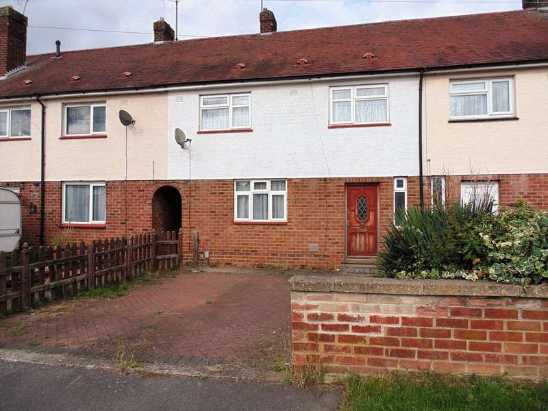 3 Bedrooms Terraced House for sale in Cromer Road, Finedon