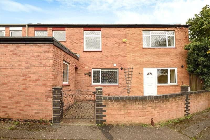 4 Bedrooms Terraced House for sale in Bosanquet Close, Uxbridge, Middlesex, UB8